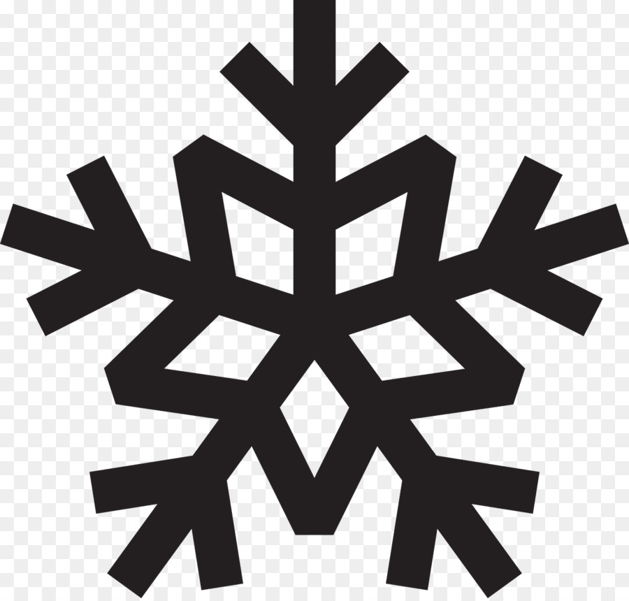 Christmas Icon Png.Christmas Black And White Clipart Snowflake Leaf Pattern