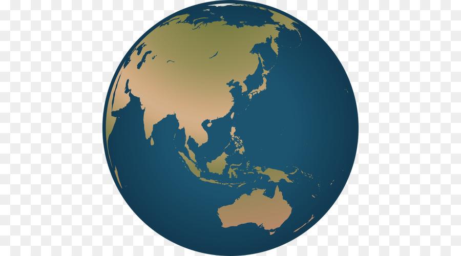 Earth simple. Download globe clipart clip