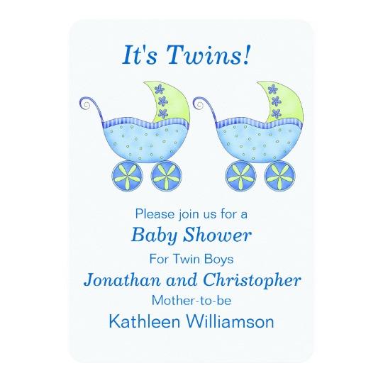 Baby Shower Karte Text.Download Gluckwunsch Doppelbaby Madchen Und Junge Karte