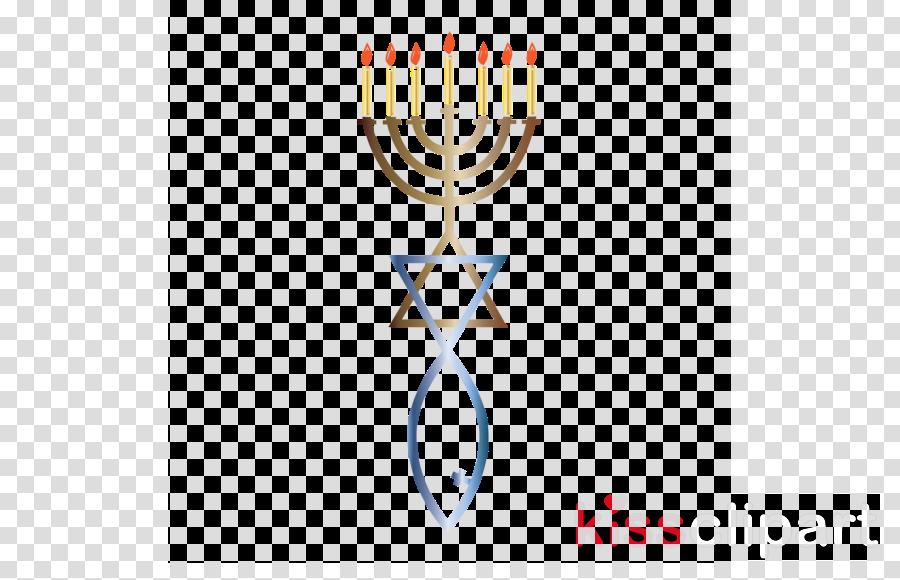 candle holder clipart Hanukkah Clip art