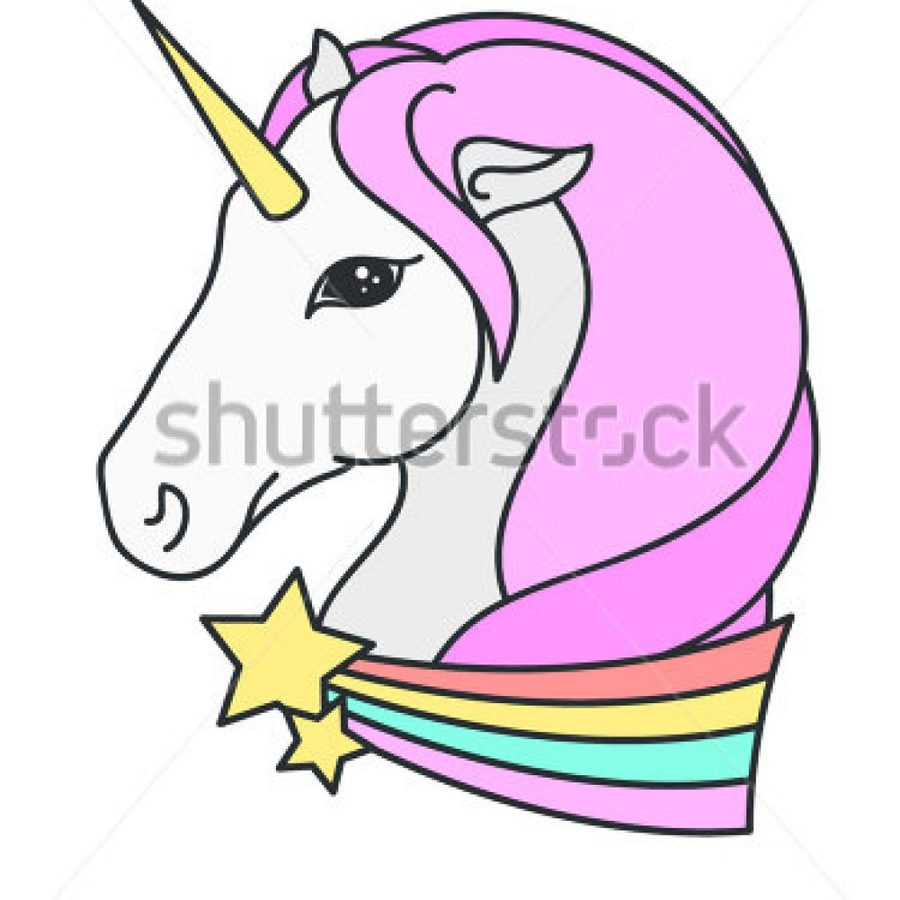 Dessin En Licorne Clipart Winged Unicorn Drawing