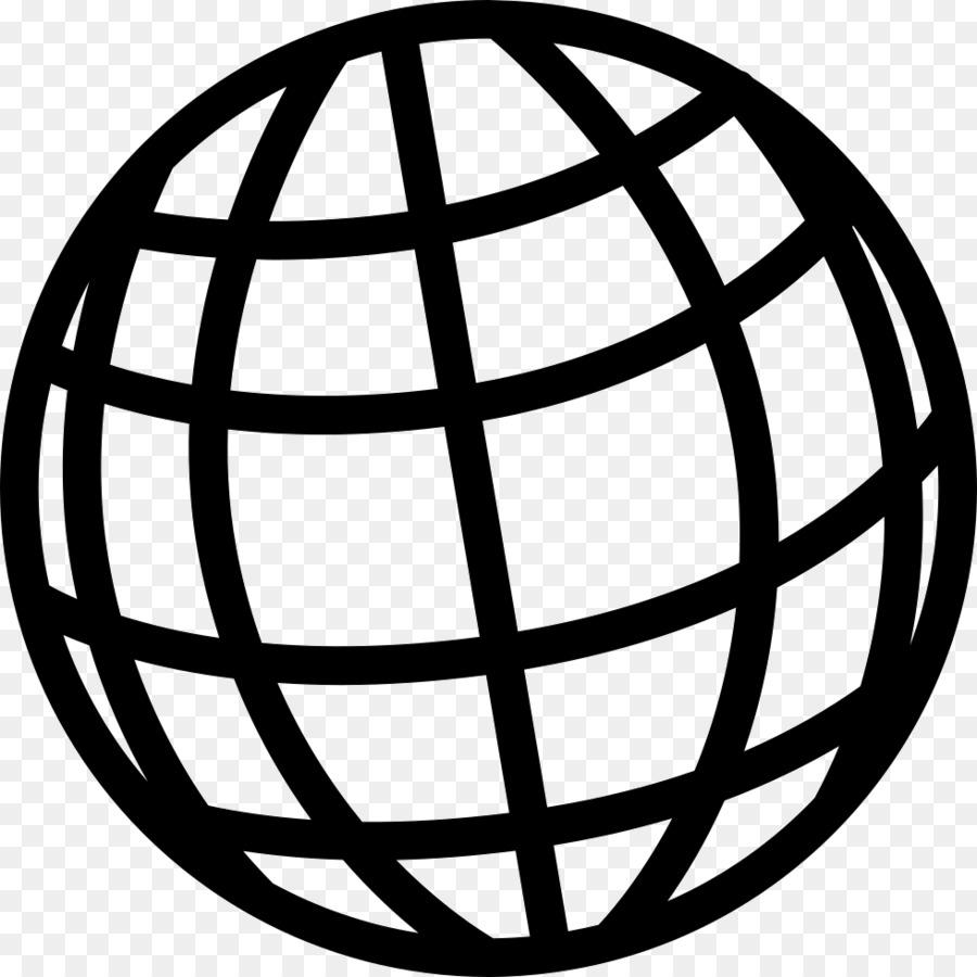 Globe grid. Cartoon clipart drawing circle