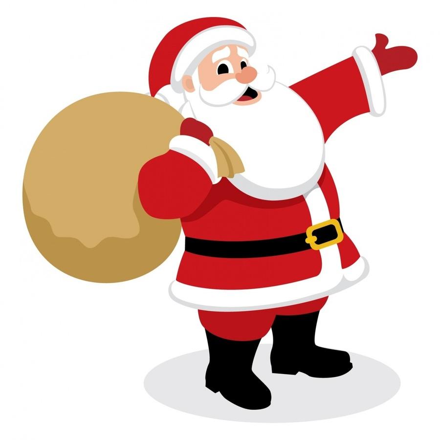 圣诞老人剪贴画