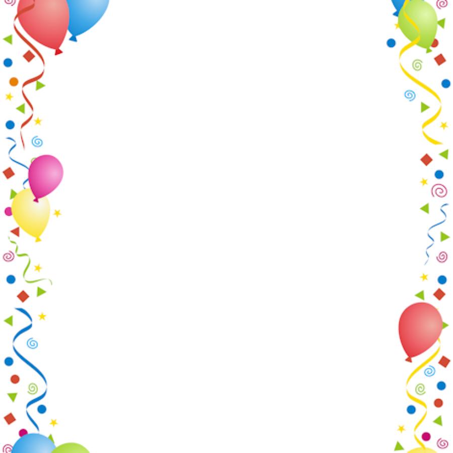 Free Celebrate Border Cliparts, Download Free Clip Art ...  |Celebration Border Clipart