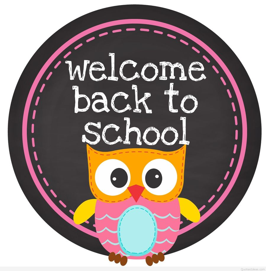 welcome back to our school clipart school academic year happy new year welcome back