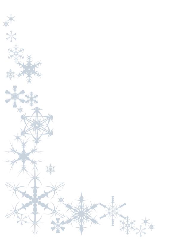 Snowflake Snow Blue Transparent Image Clipart Free Download