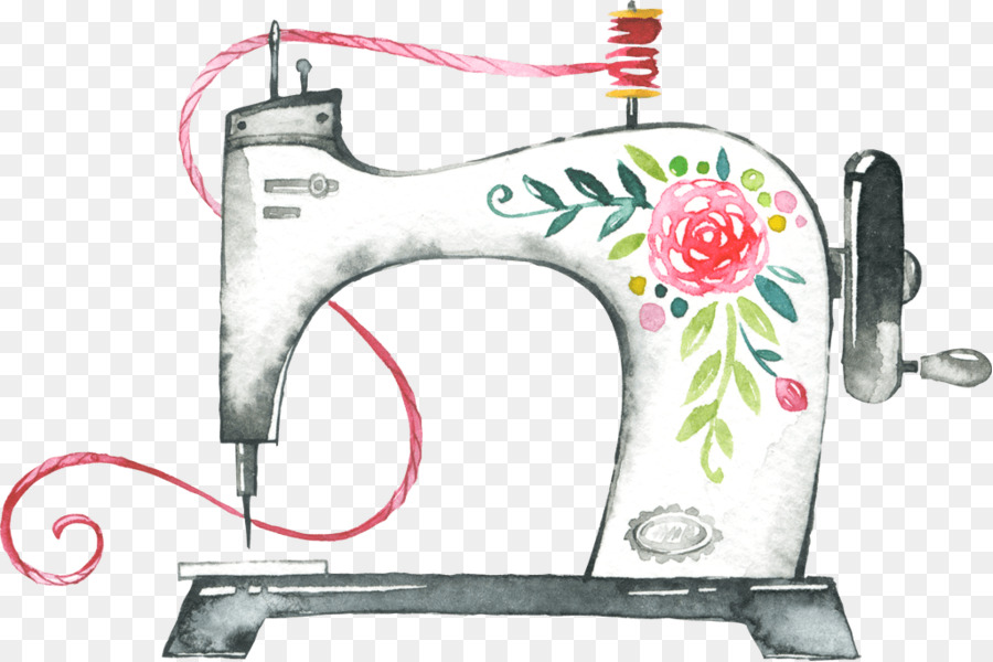 sewing machine clipart The Sewing Machine Sewing Machines Clip art