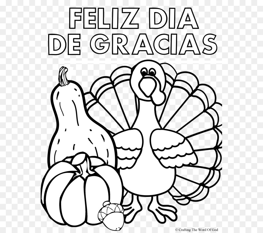 Download happy thanksgiving para colorear clipart Cute Colouring ...