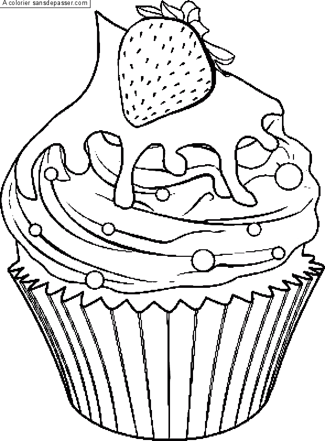 Cupcake Drawing Painting Transparent Image Clipart Free