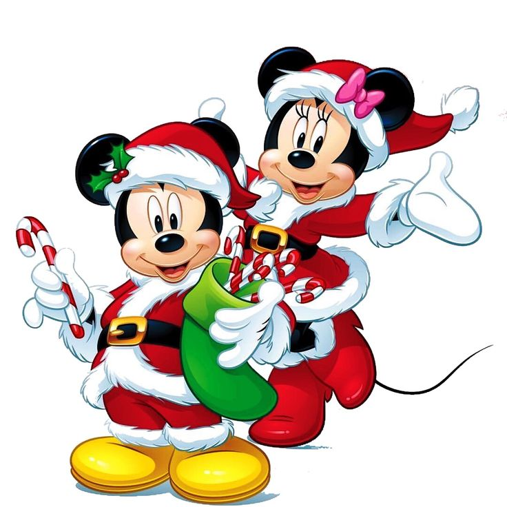 Minnie mouse christmas. Download mickey and clipart