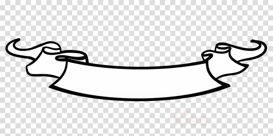 scroll png black and white clipart Clip art
