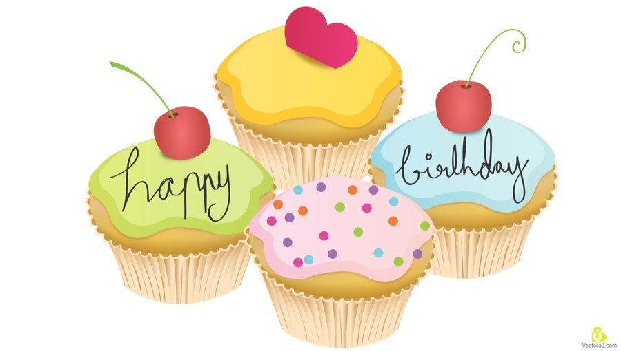 Happy Birthday May Babies Clipart Candles Clip Art