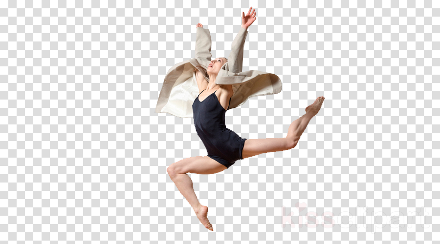 contemporary dance transparent clipart Contemporary Dance Modern dance