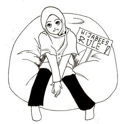 26 Gambar Kartun Wanita Hitam Putih Koleksi Kartun Hd