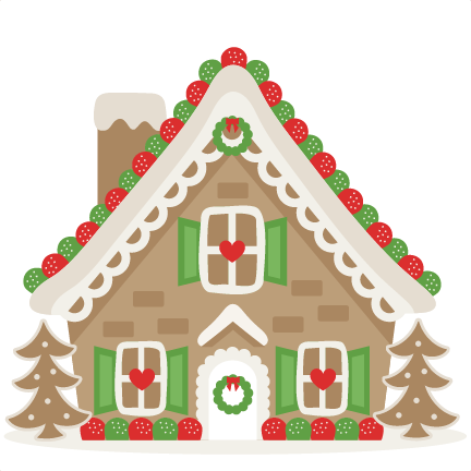 Christmas Gingerbread House Drawing.Drawing Christmas Tree Clipart Graphics House Drawing