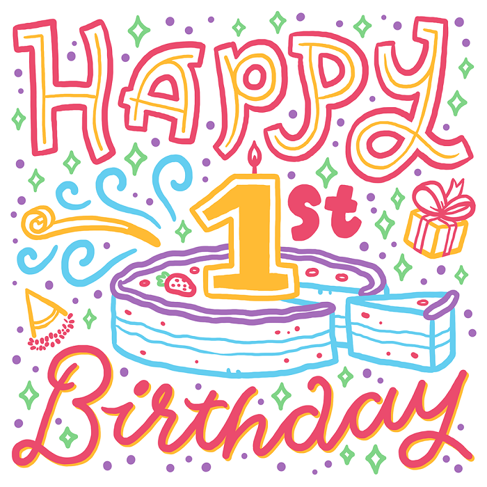 Happy Birthday Baby Boy Clipart Wish Infant