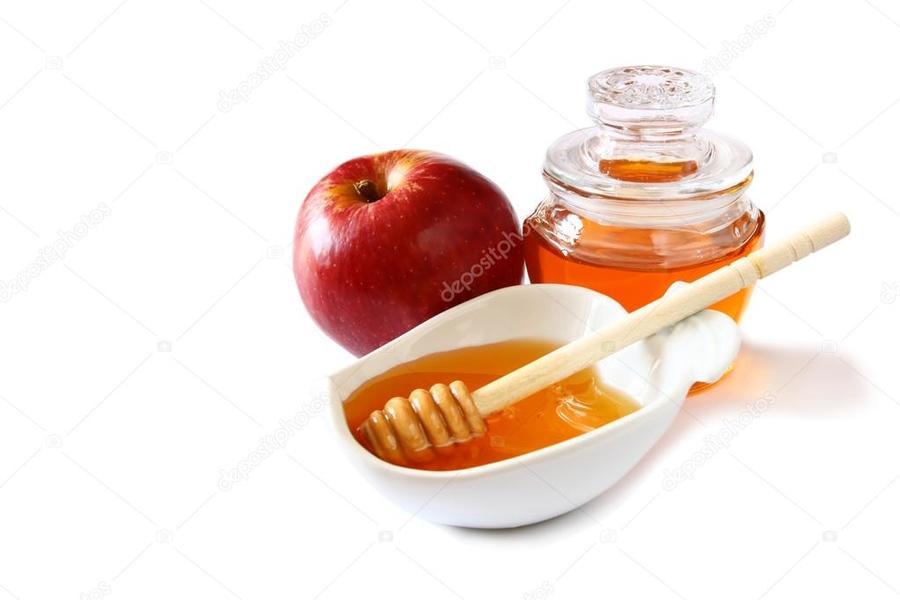 Download Rosh Hashanah clipart Rosh Hashanah Honey Apple