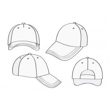 download cap design template clipart baseball cap cap hat design