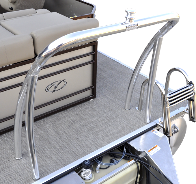 Pontoon Boat Ski Tow Bar >> Download Luxury Background