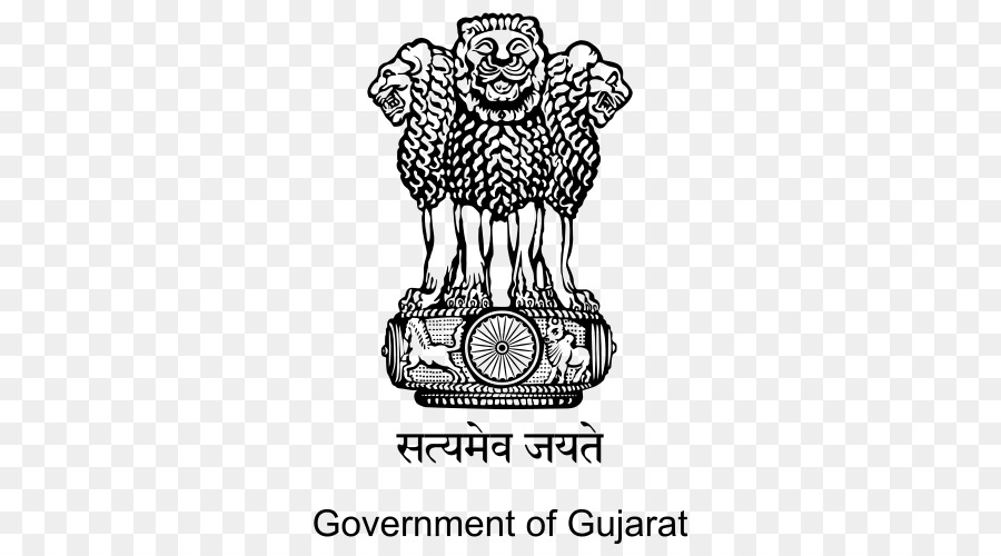 national emblem of india clipart Government of India State Emblem of India Gujarat