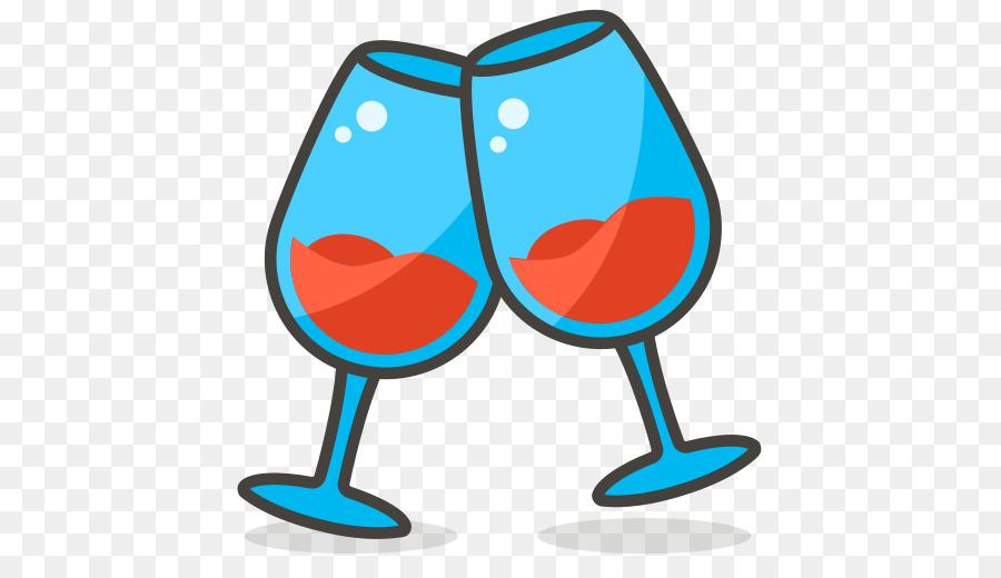 emojis fiesta png clipart Champagne White wine