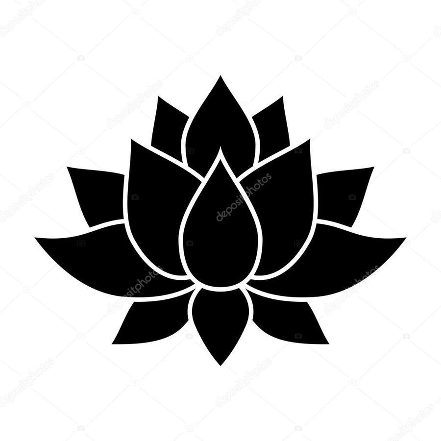 Download Lotus Flower Symbol Clipart Sacred Lotus Clip Art
