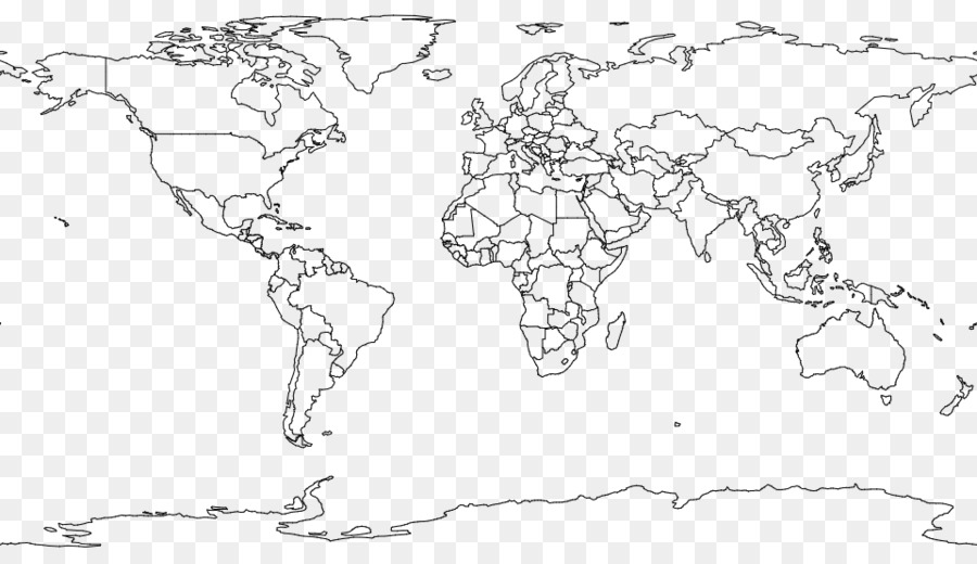 World, Map, Globe, transparent png image & clipart free download