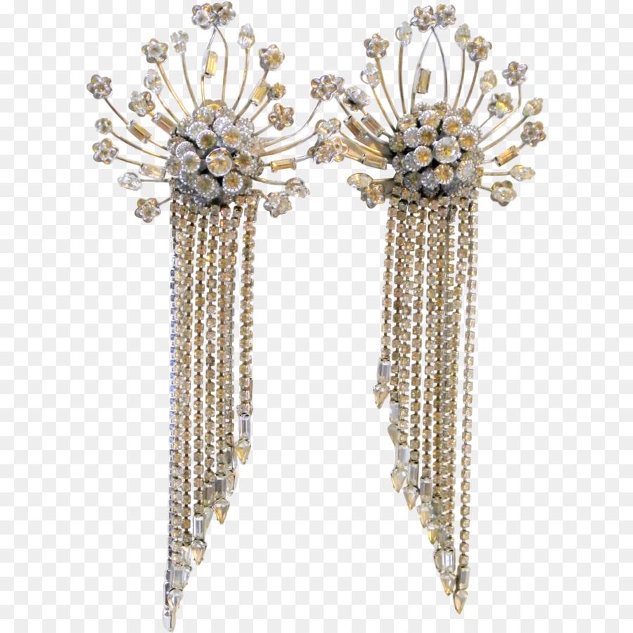 Earring clipart Earring Jewellery Necklace