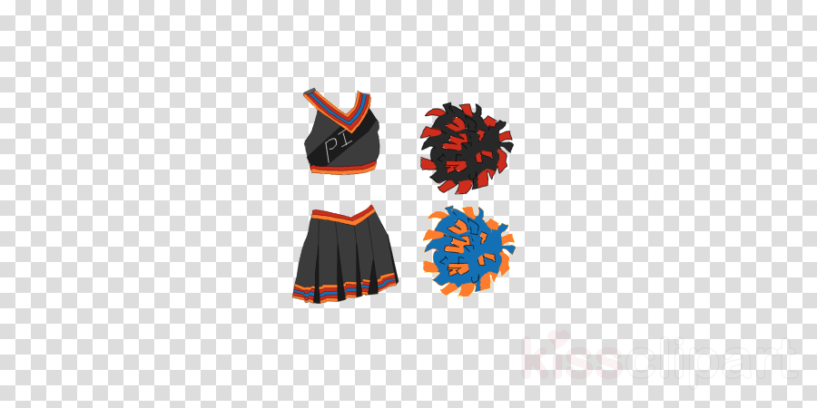 cheerleading uniform design clipart T-shirt Cheerleading Uniforms