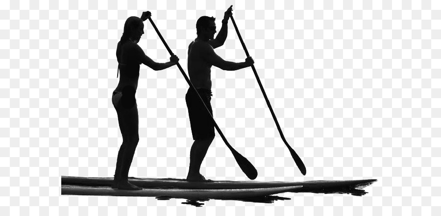 stand up paddling logo clipart Standup paddleboarding Clip art