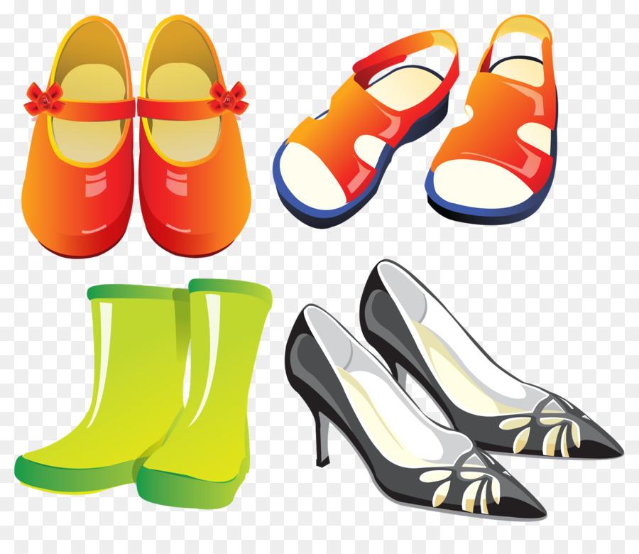 Shoes Cartoon