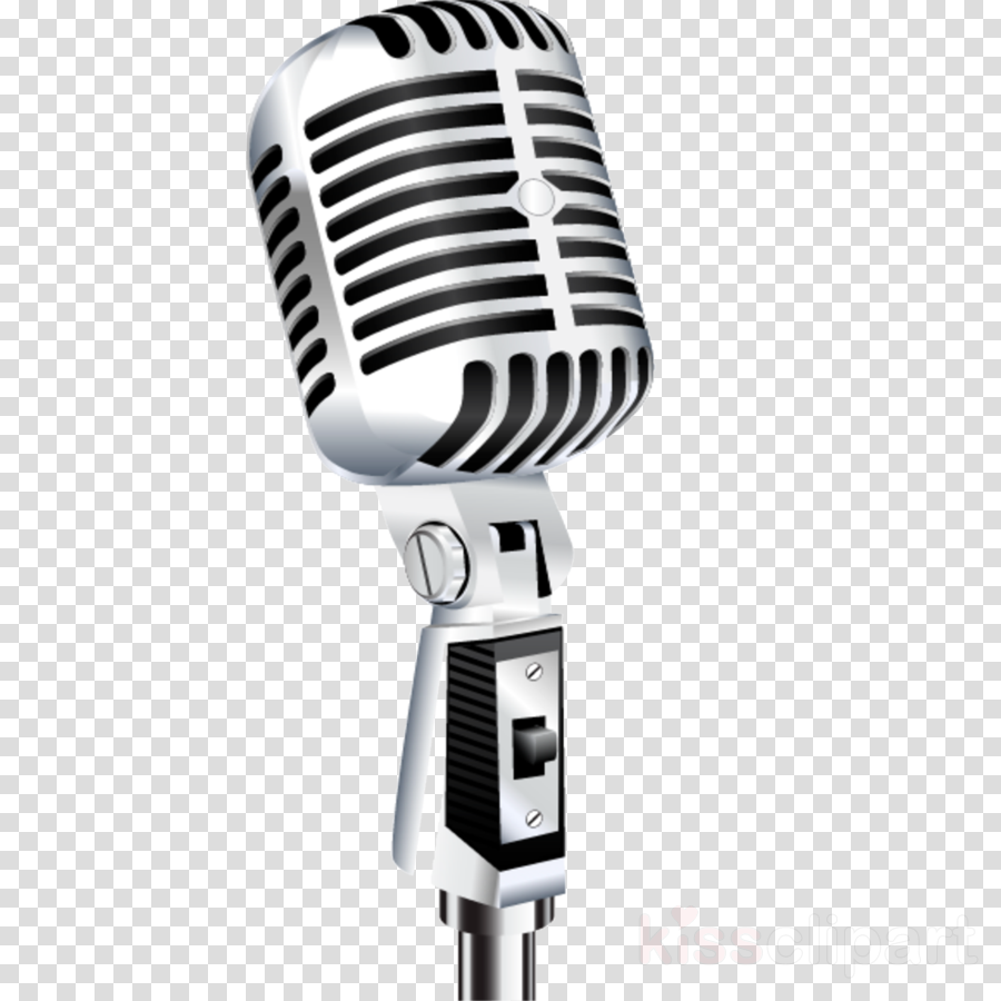 Microphone clipart Wireless microphone Vocal coach