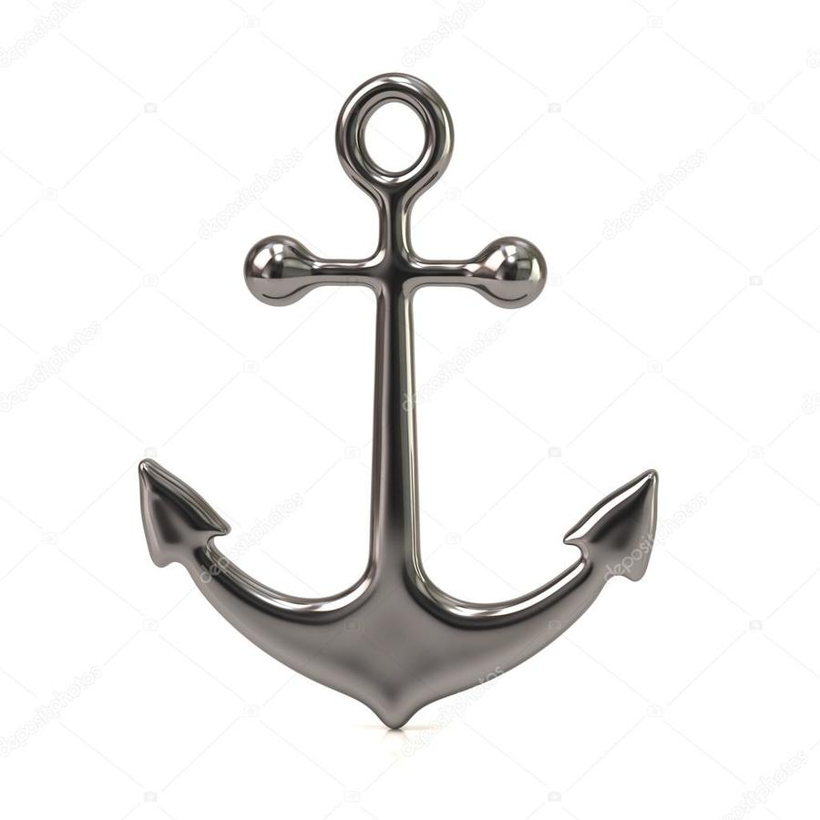 Download Anchor Blue 3d Clipart Stock Photography Symbol