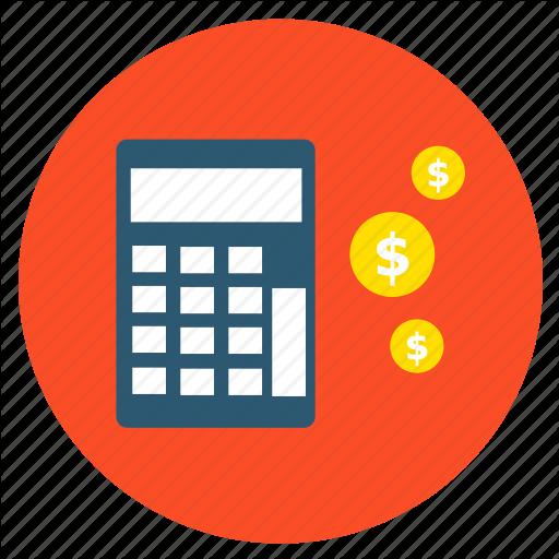 Finance Calculator Transpa Clip Art