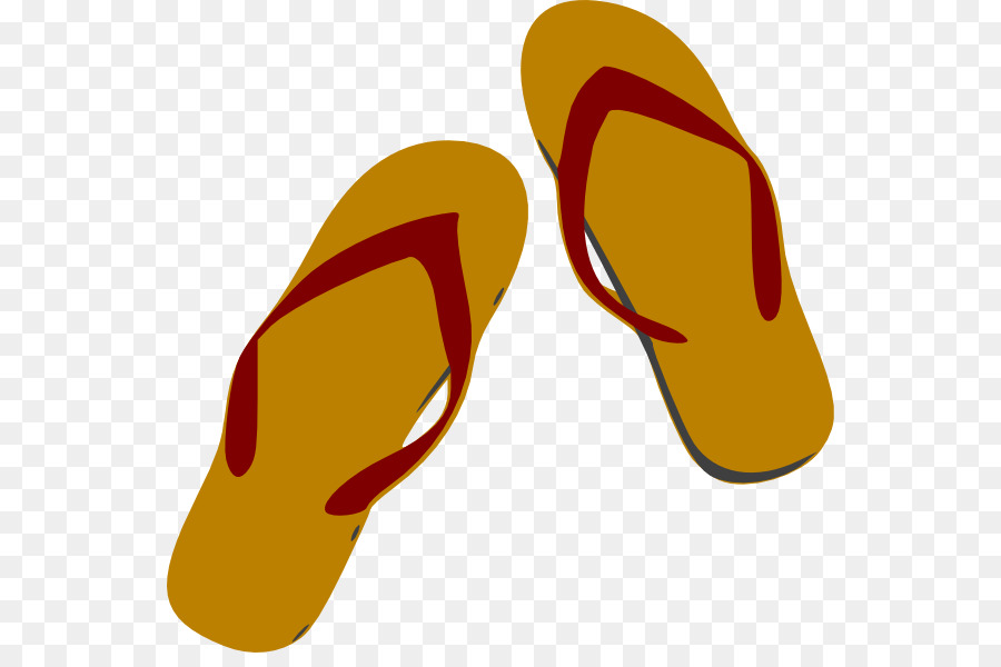 sandals clipart Slipper Flip-flops Clip art