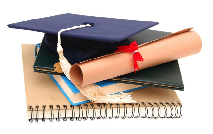 College Scholarship Clipart Description Of - Child Graduation Clipart -  Free Transparent PNG Clipart Images Download