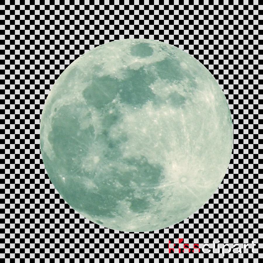 full moon transparent png green clipart Full moon