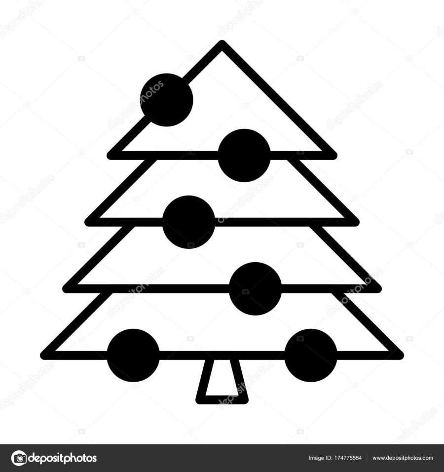 Download Christmas Tree Clipart Wiring Diagram