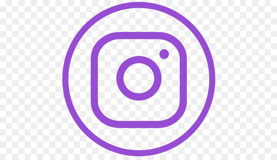 Instagram Purple Facebook Transparent Png Image Clipart Free