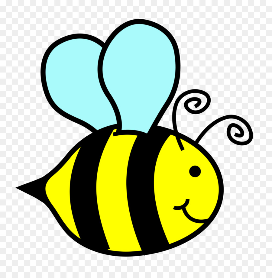 bee coloring page clipart Bee Coloring book Cute Colouring