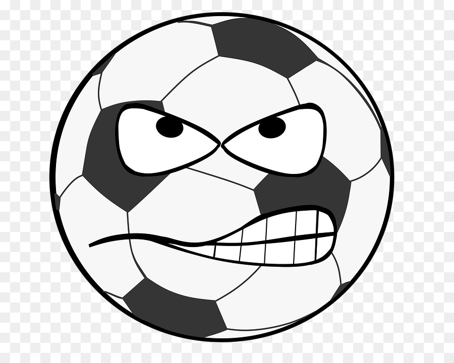 Smiley Face Background Clipart Smiley Football Face