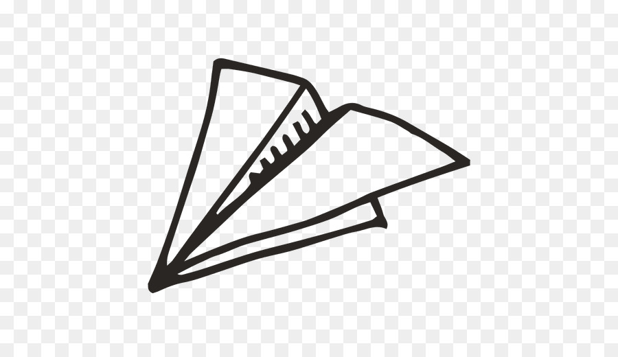 Paper Airplane Drawing Clipart Airplane Paper Drawing