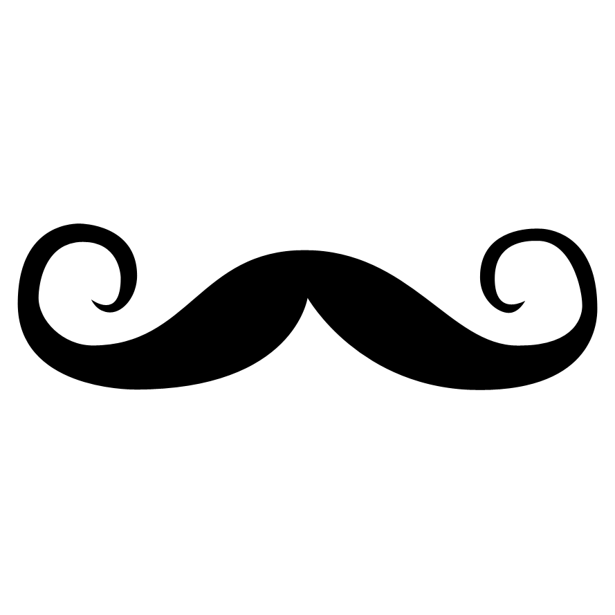 Moustache Cartoon