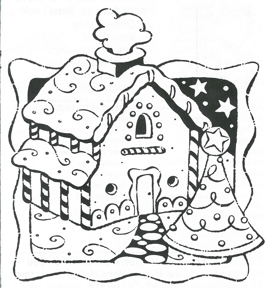 christmas coloring page gingerbread house clipart gingerbread house christmas coloring pages coloring book