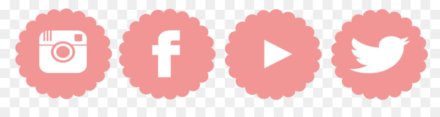 Youtube pink. Logo clipart red transparent