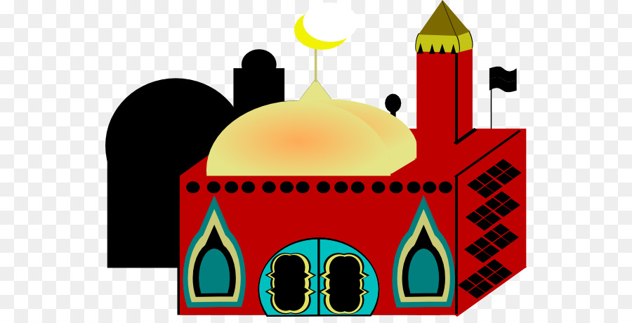 mosque church clipart Great Mosque of Mecca Al-Masjid an-Nabawi
