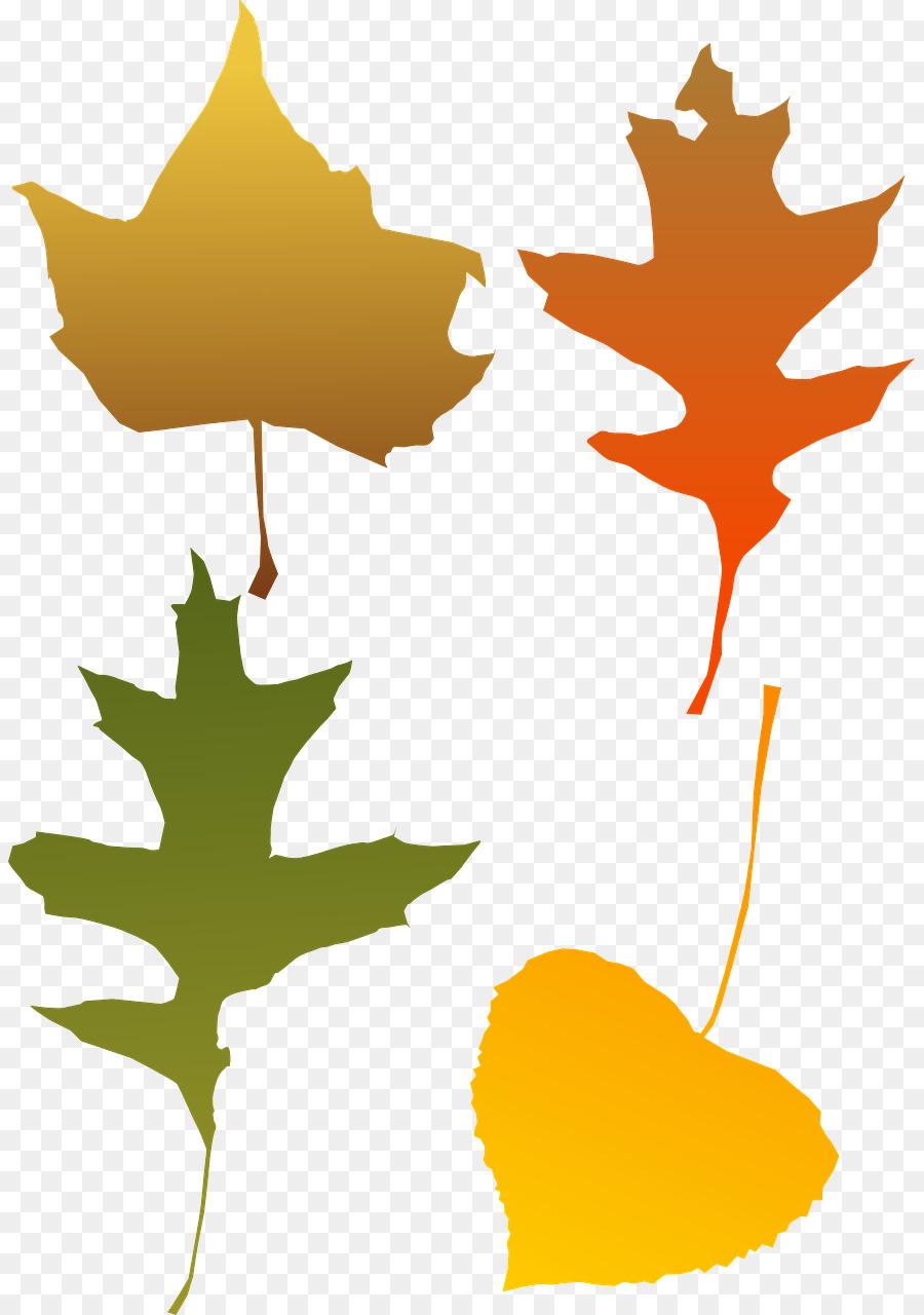 Autumn Pattern Background