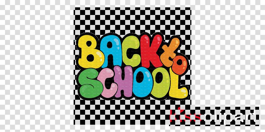 Back To School Cartoon Background