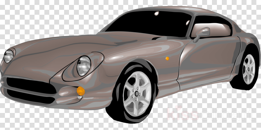 Car clipart Sports car Compact car