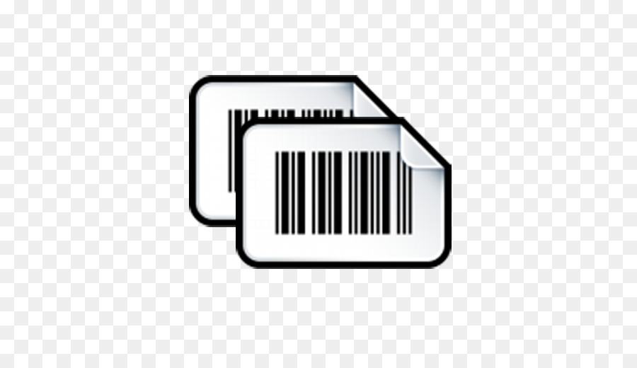 Barcode label. Qr code clipart product